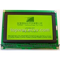 240X128 Graphic LCD Module COB Type LCD Display (LM240128C)