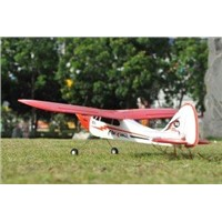 2.4Ghz 4 channel Transmitter 2.4Ghz 4ch Mini Piper J3 Cub adio controlled planes for beginners