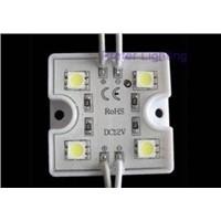 4pcs SMD LEDs with Plastic Case