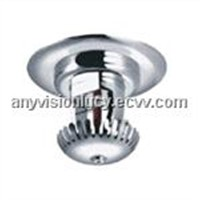 550/420tvl Fire Sprinkler type pinhole Camera EC-625SP