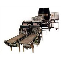 6QP-12060 Automatic Spring Roll Sheet Machine
