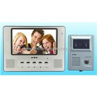 "9""TFT-LCD Access Control Video Door phone"