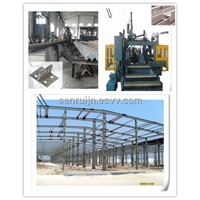 CNC Structural Steel & Plate Fabrication Equipment