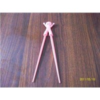 Cute Safe Silicone chopstick kitchenware