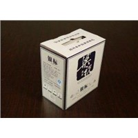 Disposable Food Packaging Containers, food paper box ZY-FO08