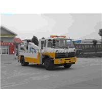 Dongfeng 153 Road Wrecker Truck 8T