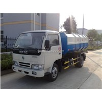 Dongfeng Xbw Bin Lifter Garbage Truck