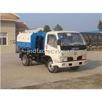Dongfeng Xiaobawang Container Garbage Truck