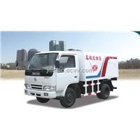 Dongfeng Xiaobawang Hermetic Dump Type Garbage Truck
