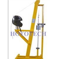 ECE Helmet Detaching Machine