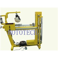 ECE Helmet Projection and Surface Friction Test Machine