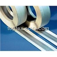 Flexible metal corner tape