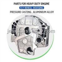 Fly Wheel Housing, Heavy-duty Engine Parts, Press