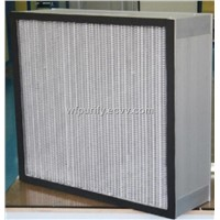 HEPA Filter with Clapboard