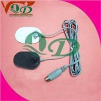 Heating Lead Wire - 5P Plug to Snap (QD-CX013)