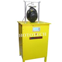 Helmet Rigidity Testing Machine