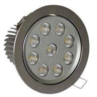 High power led downlight 9X1