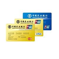 IC/ID Laminated Card Sheet