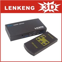 LKV331 3D 3x1 HDMI Switch