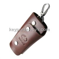 Leather Car Key Holder For Lexus