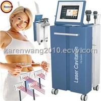 Lipo laser vacuum cavitation RF slimming equipment