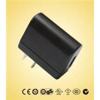Mobile Phone Auto 5W Universal USB Power Adapter for UK