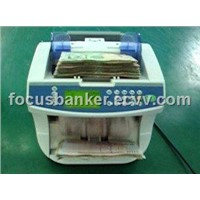 MoneyCAT500 GBP banknote counting machine