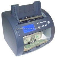 High-tech money counter /Helpful MoneyCAT 810 GHC value counting machine