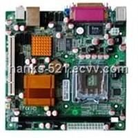 Motherboard with Intel Shipset for desktop uses(ITX-M4S1L7)