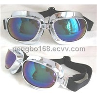 Motorcycle goggles with UV400 protection