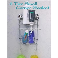 OEM Kitchen Corner Basket with Suction Cup