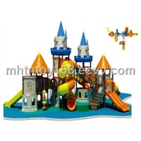 Outdoor Playground Equipment Outdoor Castle Equipment  A-01601