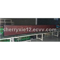 Pitch 10mm 1R outdoor semi-outdoor led message board