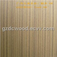 Recomposed  veneer - teak 6#