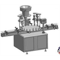 Rotary Filling, Feeding Capper & Capping Machine