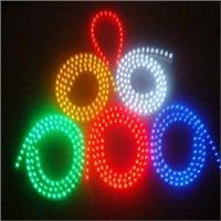 SMD 5050 Flexible Led Ribbon Lights for Christmas Lighting DC 12V/24V 7.2w/meter