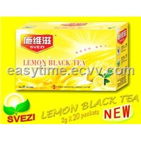 SVEZI Lemon Black tea