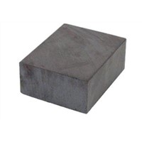 Sintered Ferrite Ceramic Magnet Blocks for Electrical Machinery