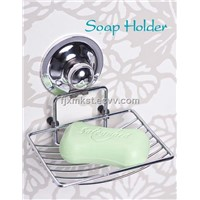Stainless Steel Suction Soap Holder