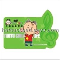 Succeed High Quanlity Allotype PVC card
