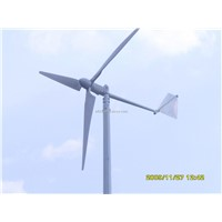 Wind Turbine System with 20kW Rated Power, 500V Rated Voltage and 10m Rotor Diameter