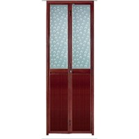 aluminum french door with double-glazing hollow glass