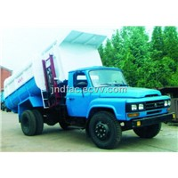 Conventional Cab Garbage Truck 140