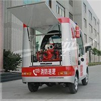 electric fire engine car-2