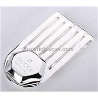 fashion Sterling silver money clip