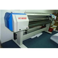 fast ECO solvent outdoor printer with double DX5 head