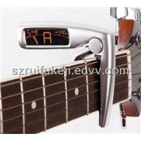high bright LCD screen capo tuner K1