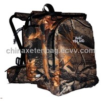 hunting backpack with stool