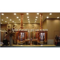 large brewery equipment
