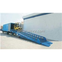mobile yard rampDCQY6-0.9